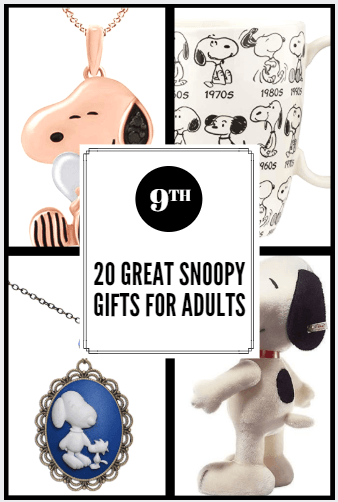 Snoopy Gifts For Adults
