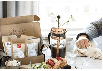 Bean Box Gourmet Sampler