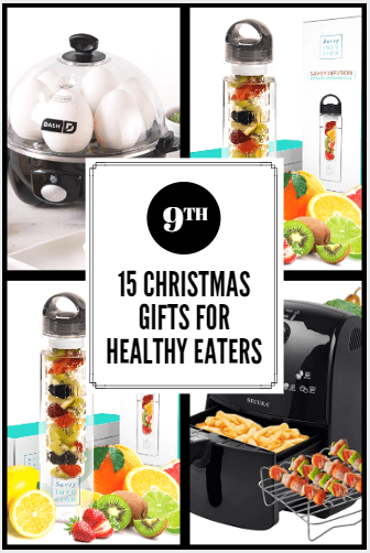 Christmas Gifts For Healthy Eaters