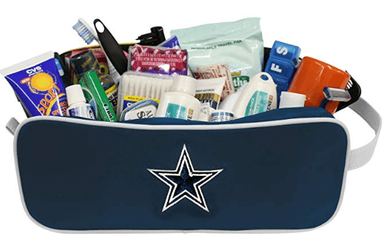 Dallas Cowboys Toiletry Bag