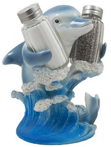 Dolphin Salt & Pepper Shaker Set
