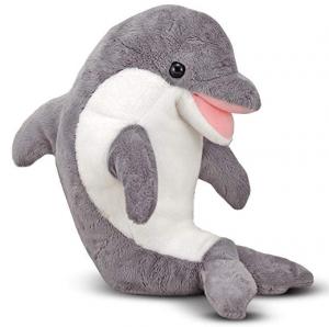 Dolphin Stuffed Animal