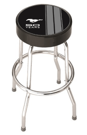 Ford Mustang 50th Anniversary Stool
