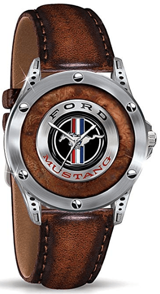 Ford Mustang Commemorative Watch