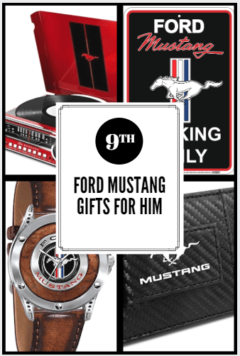 Ford Mustang Gifts For Him