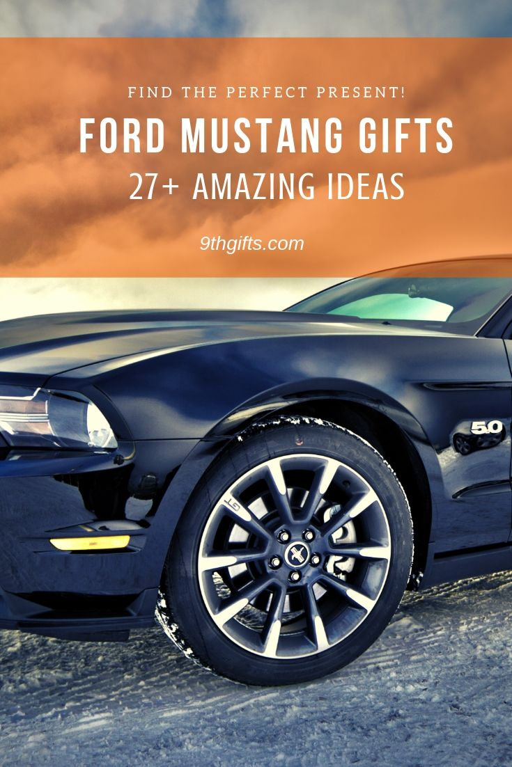 Ford Mustang Gifts