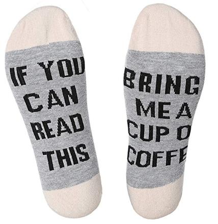 Funny Coffee Socks