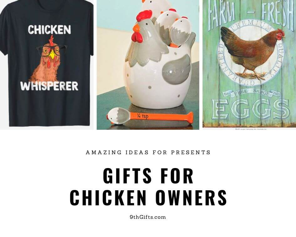 Gifts For Chicken Owners