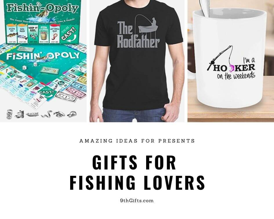Gifts For Fishing Lovers