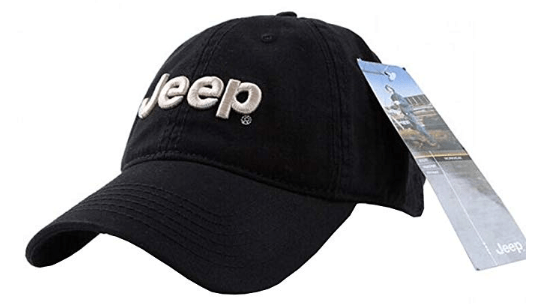 Jeep Ball Cap