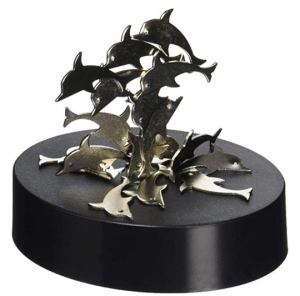 Magnetic Dolphin Sculpture