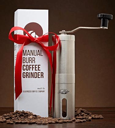 Manual Burr Coffee Maker