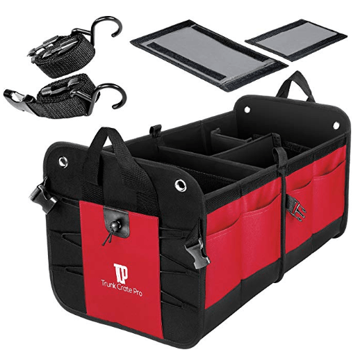 Portable Trunk Organizer