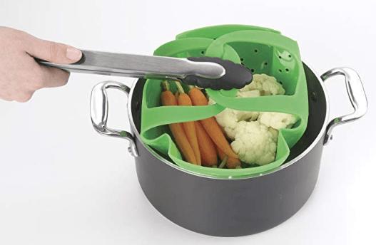Silicone Steamer