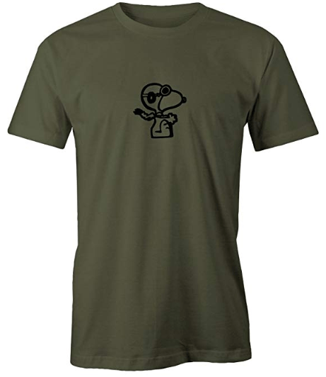 Snoopy Flying Ace Shirt