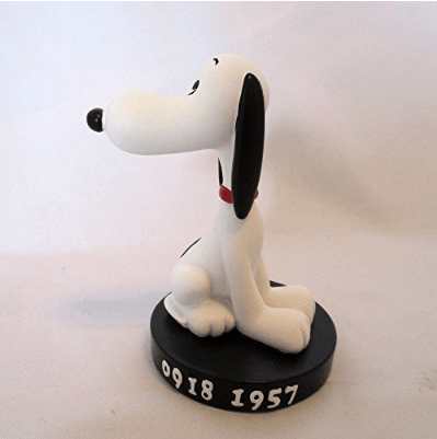 Snoopy Museum Monument Figure
