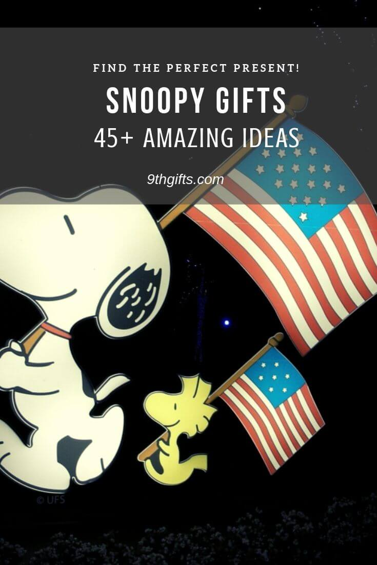 Snoopy Gifts