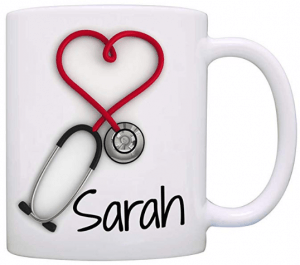 Stethoscope Coffee Mug