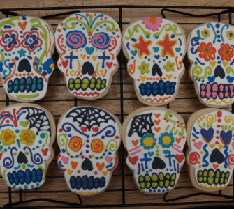 Sugar Skull Gifts For Her Ideas