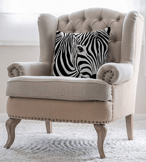Zebra Pillow Case