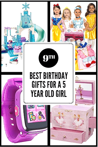 Best Birthday Gifts For A 5 Year Old Girl Guide