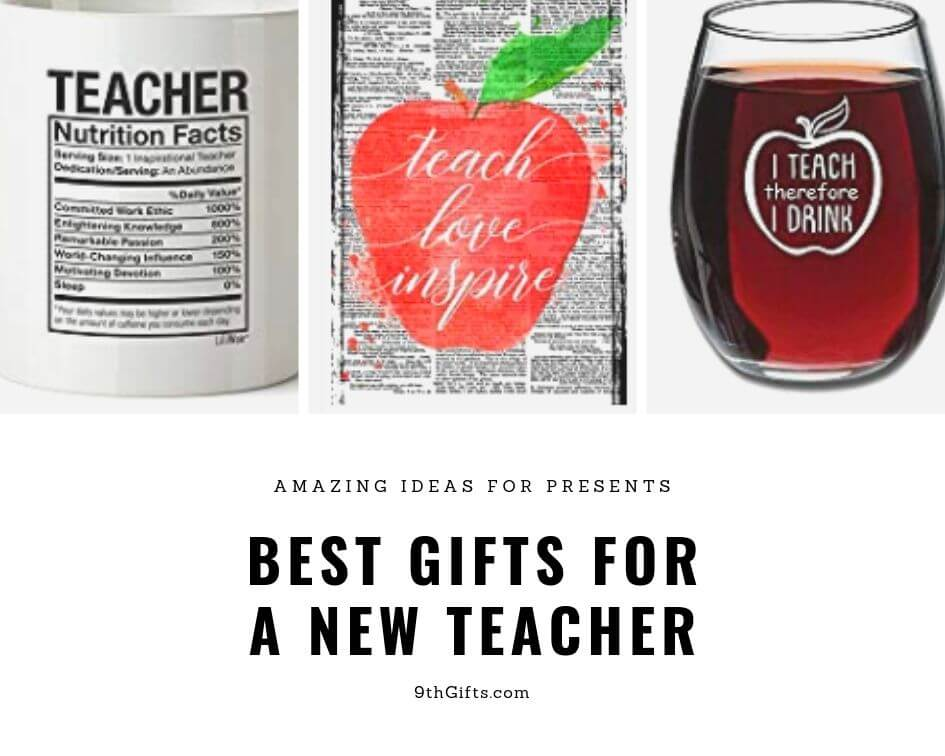 Best Gifts For A New Teacher