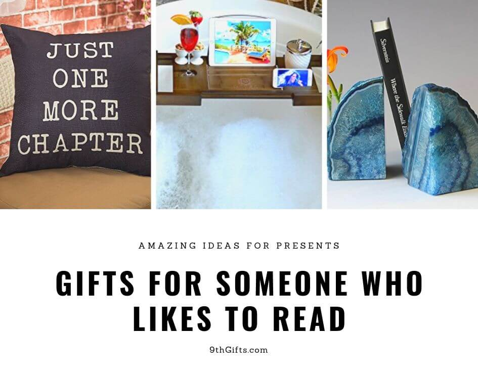 Gifts For Someone Who Likes To Read