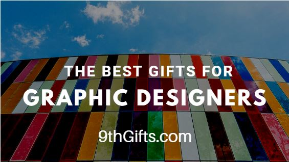 Best Gifts For Graphic Designers