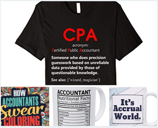 Birthday Gifts For Accountants