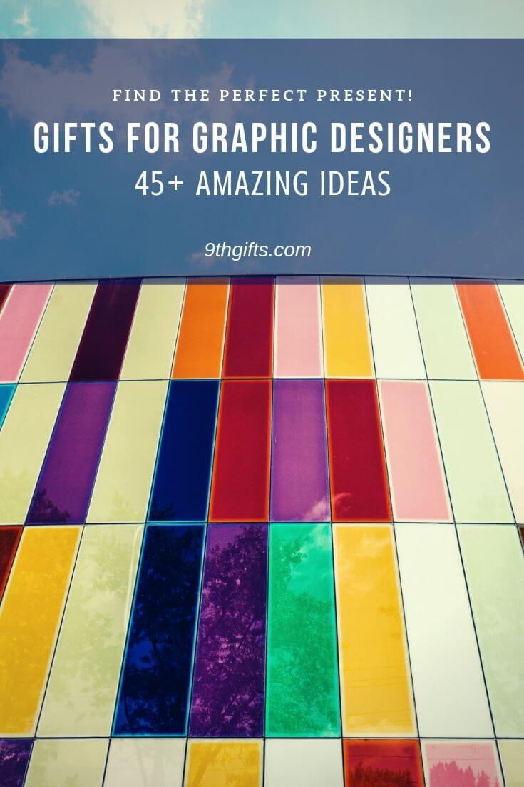 Gifts For Graphic Designers